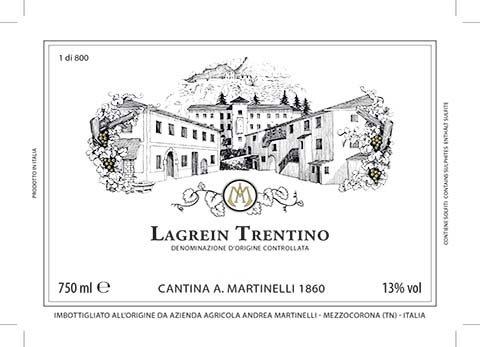 Lagrein Trentino Rosso DOC